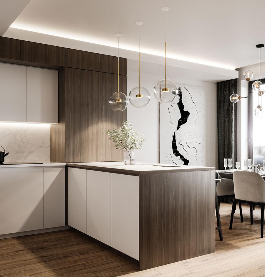 Thiết kế nội thất chung cư Anland complex 24