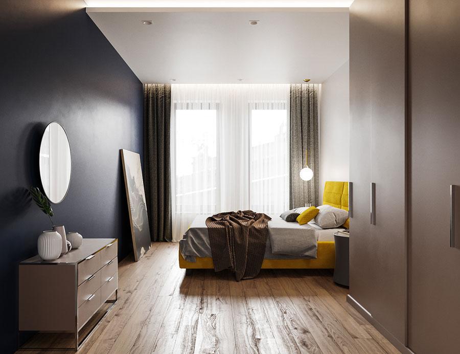 Thiết kế nội thất chung cư Anland complex 27