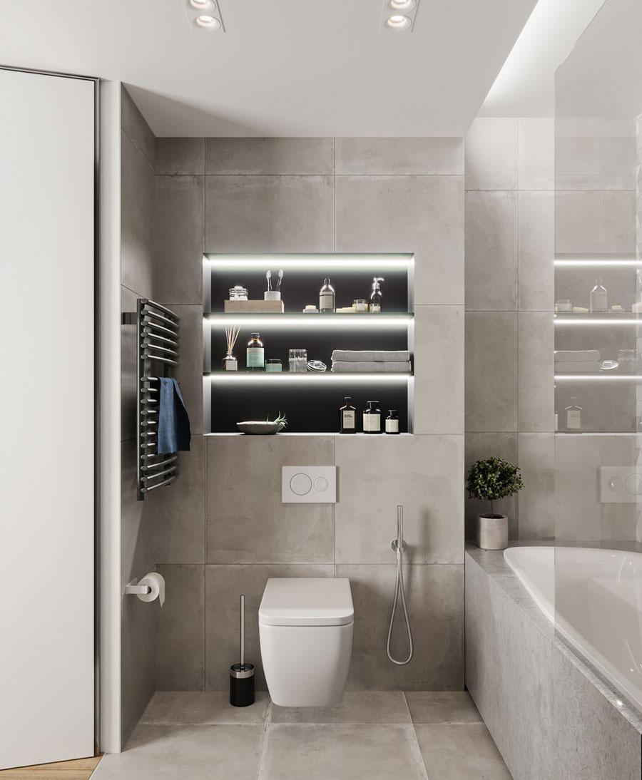 Thiết kế nội thất chung cư Anland complex 31