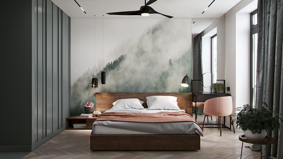 thiết kế nội thất chung cư 55 m2 hiện đại ảnh 5