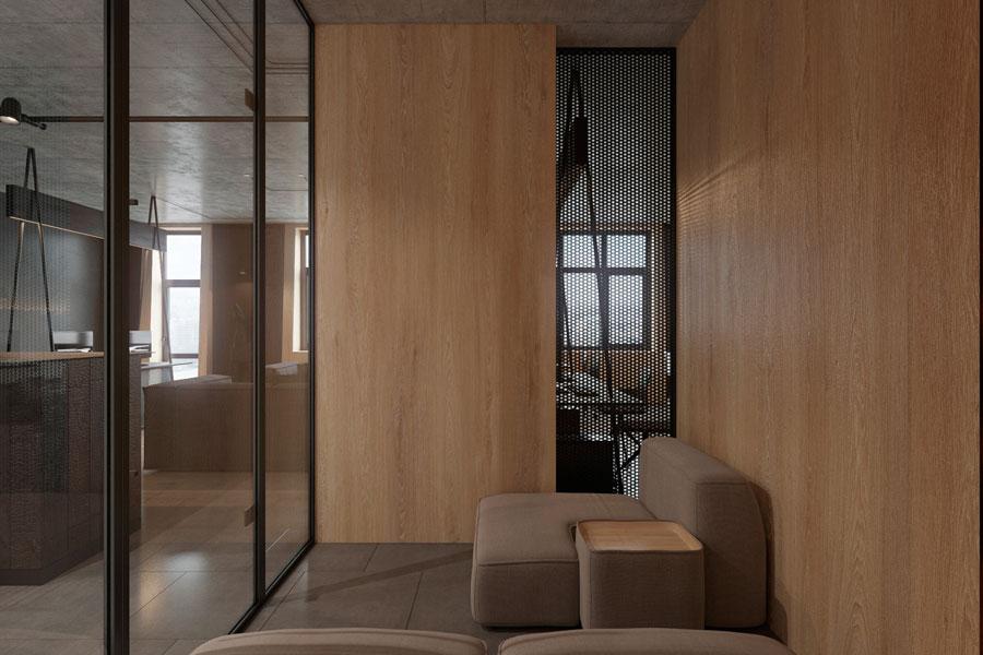 Thiết kế phòng làm việc 40 m2 ảnh 1