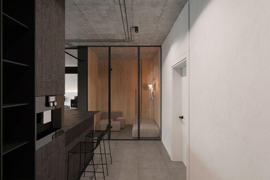 Thiết kế phòng làm việc 40 m2 ảnh 8