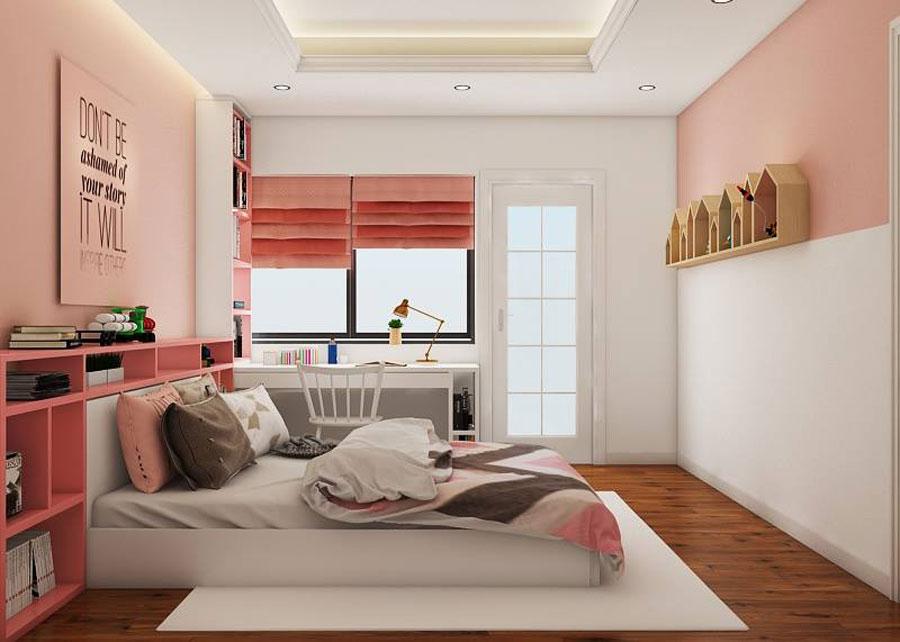 hoàn thiện nội thất nhà phố 2 tầng bằng gỗ ảnh 4