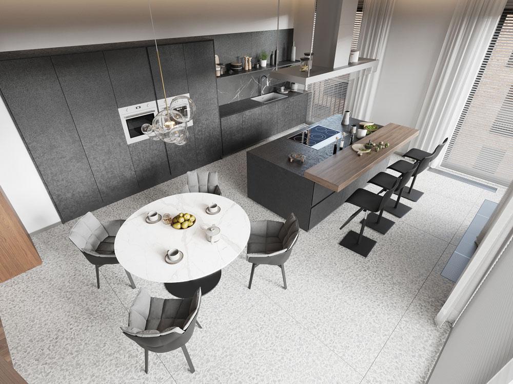 thiết kế nội thất chung cư cao cấp ảnh 10