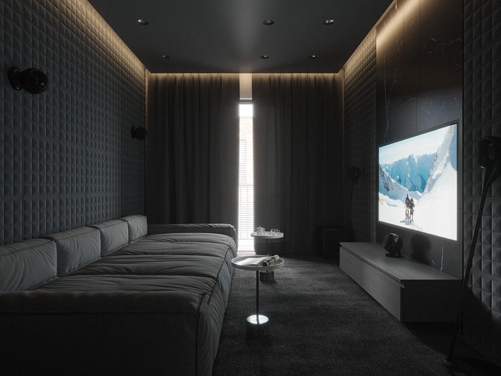 thiết kế nội thất chung cư cao cấp ảnh 11