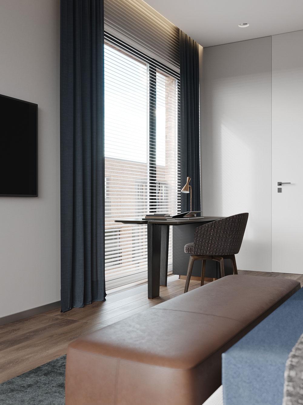 thiết kế nội thất chung cư cao cấp ảnh 13