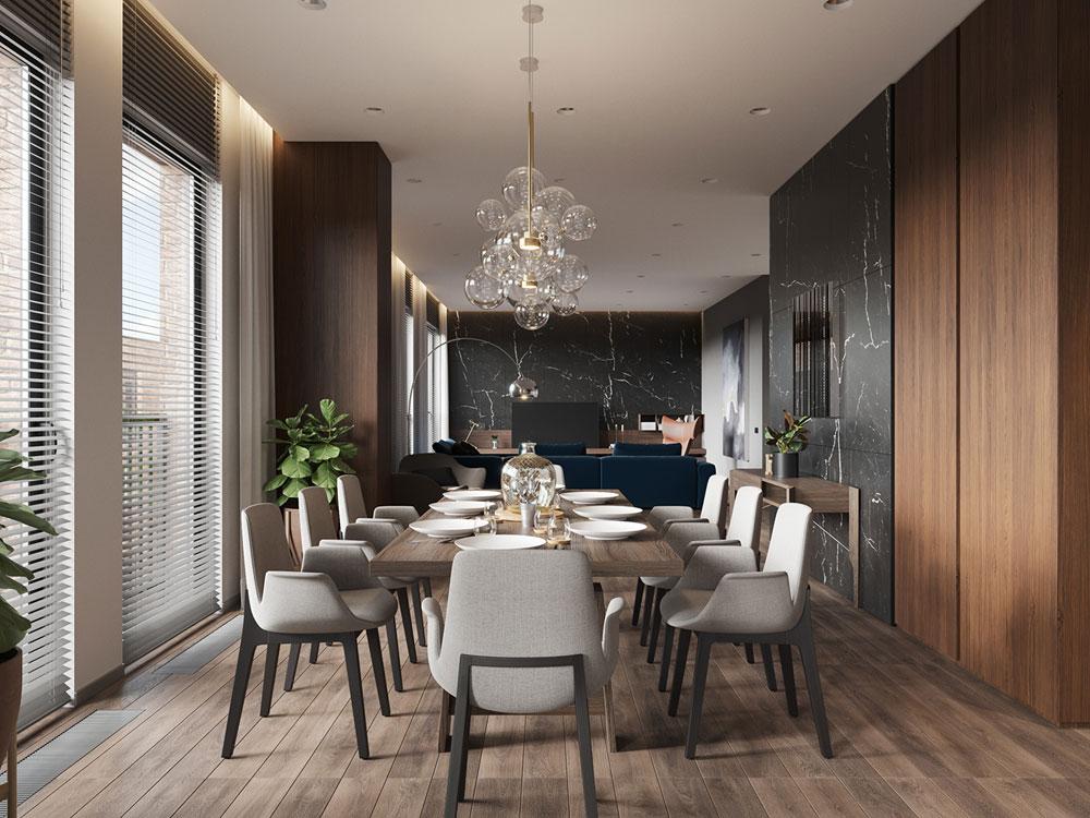thiết kế nội thất chung cư cao cấp ảnh 16