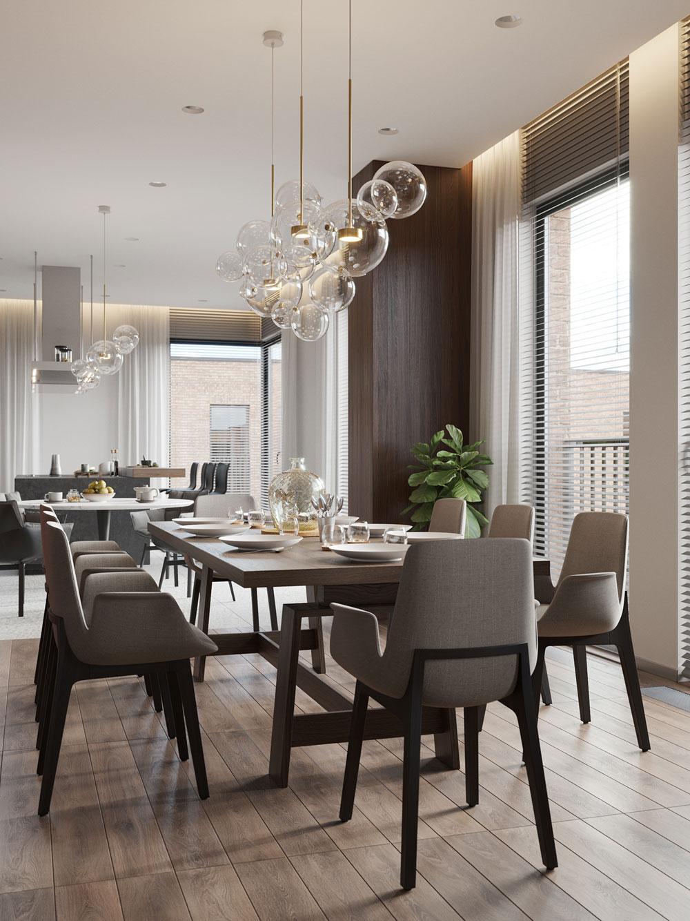 thiết kế nội thất chung cư cao cấp ảnh 17