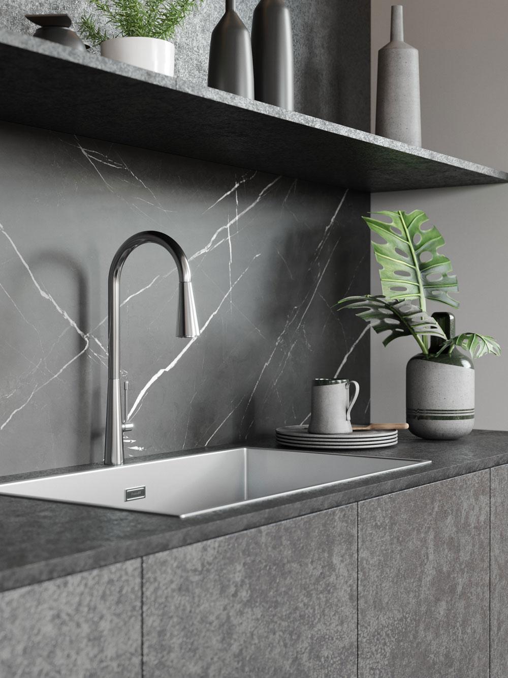 thiết kế nội thất chung cư cao cấp ảnh 18