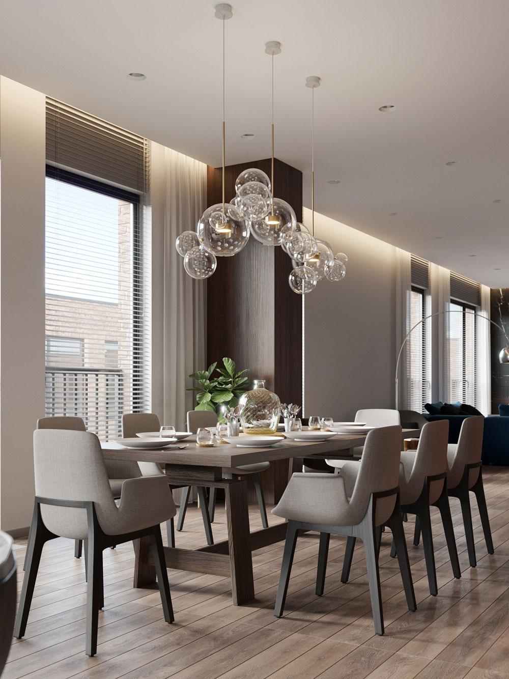 thiết kế nội thất chung cư cao cấp ảnh 2