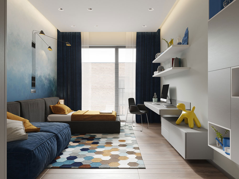 thiết kế nội thất chung cư cao cấp ảnh 20