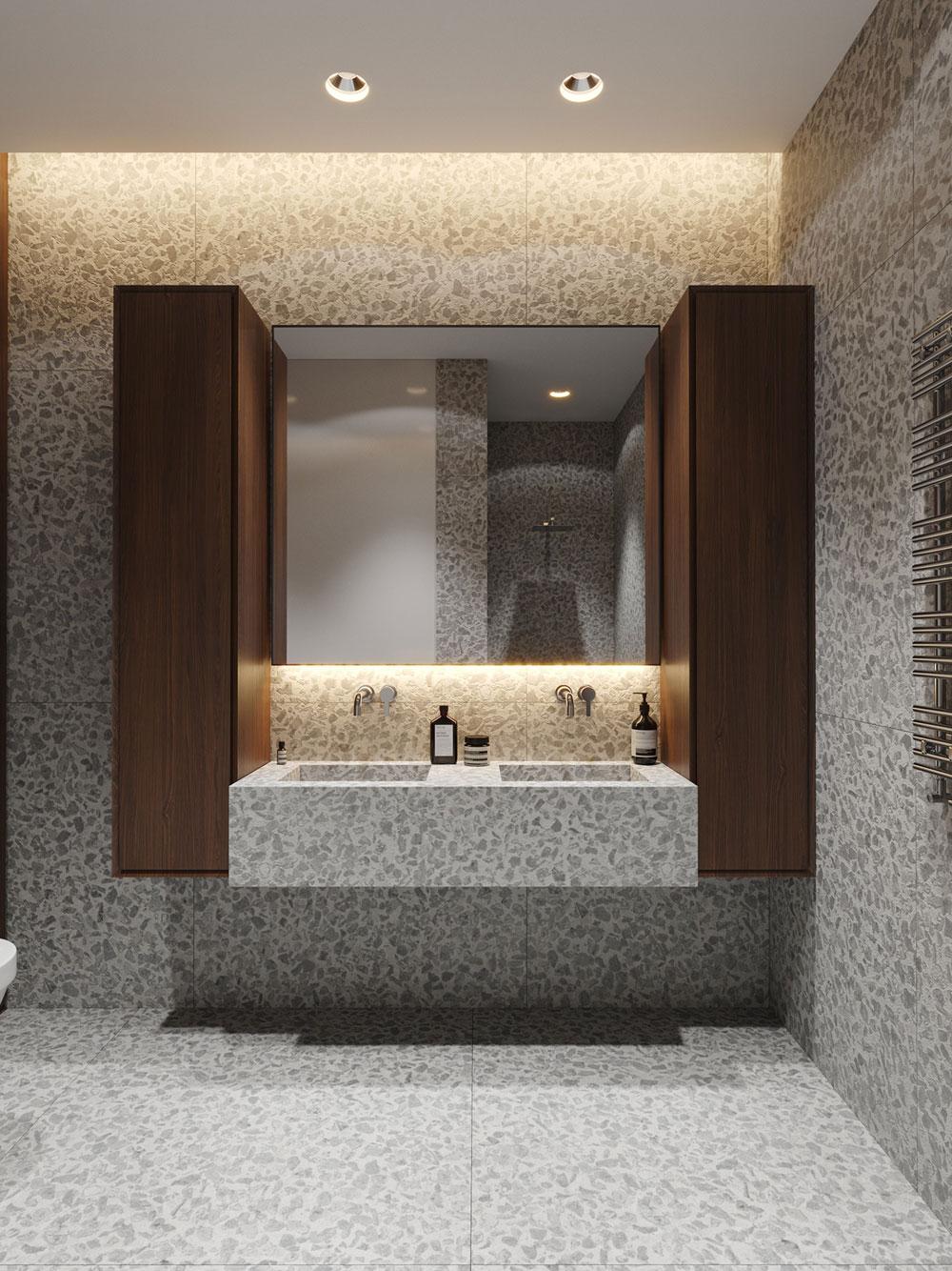thiết kế nội thất chung cư cao cấp ảnh 21