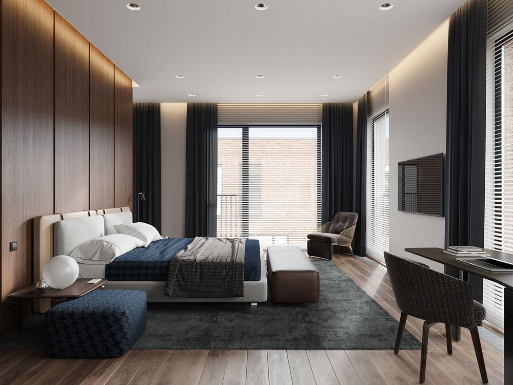 thiết kế nội thất chung cư cao cấp ảnh 22