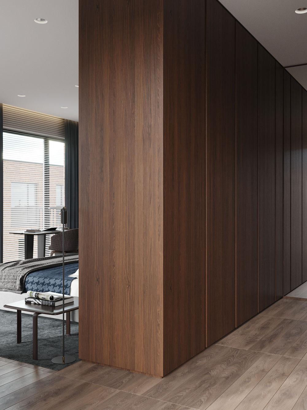 thiết kế nội thất chung cư cao cấp ảnh 23