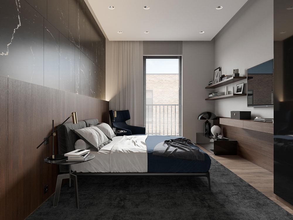 thiết kế nội thất chung cư cao cấp ảnh 26