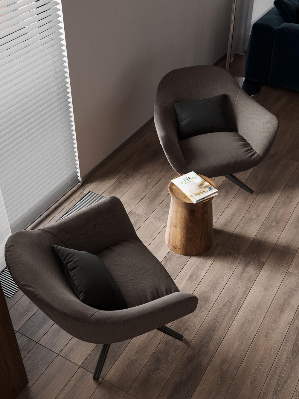 thiết kế nội thất chung cư cao cấp ảnh 29