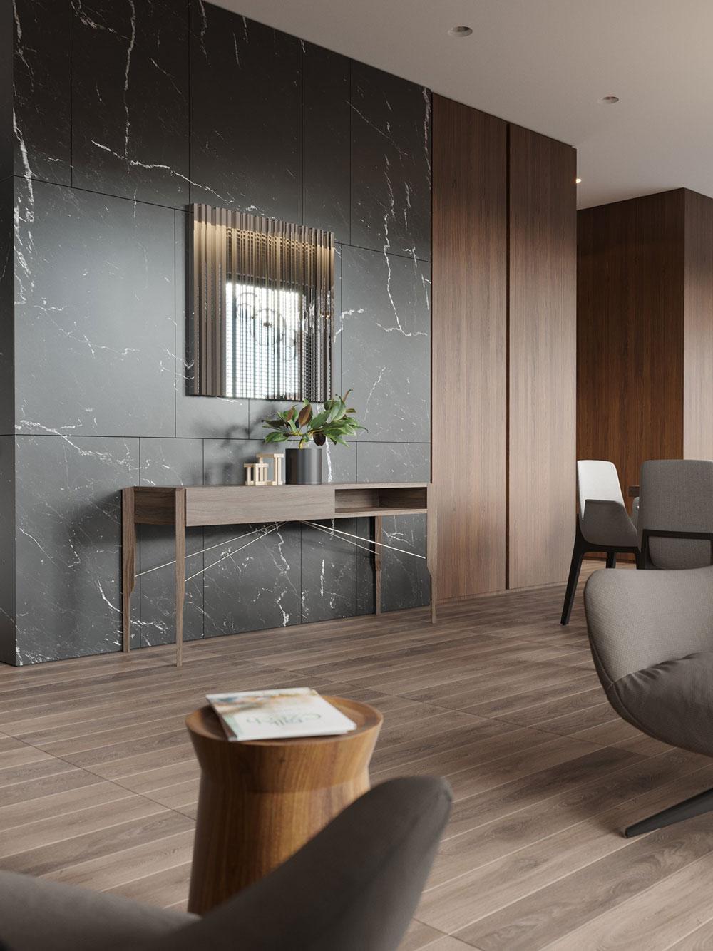 thiết kế nội thất chung cư cao cấp ảnh 3