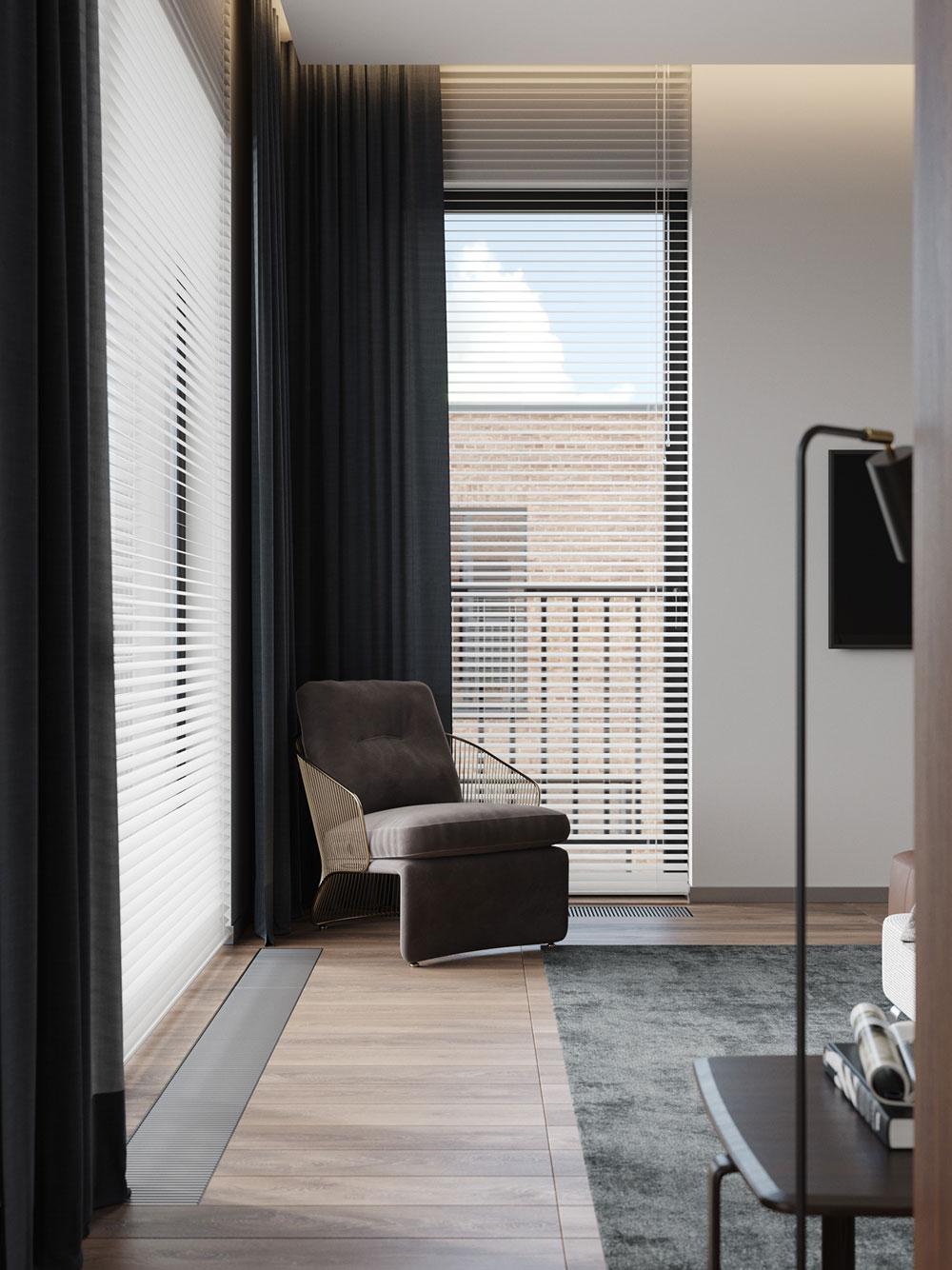 thiết kế nội thất chung cư cao cấp ảnh 4