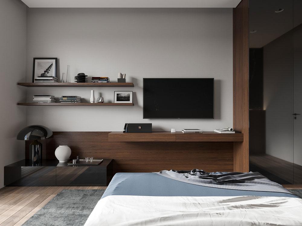 thiết kế nội thất chung cư cao cấp ảnh 6