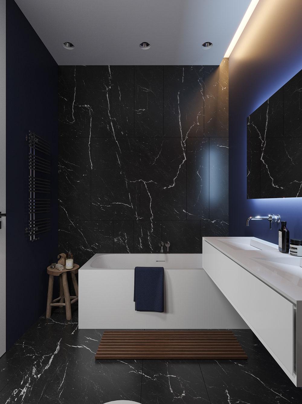 thiết kế nội thất chung cư cao cấp ảnh 8