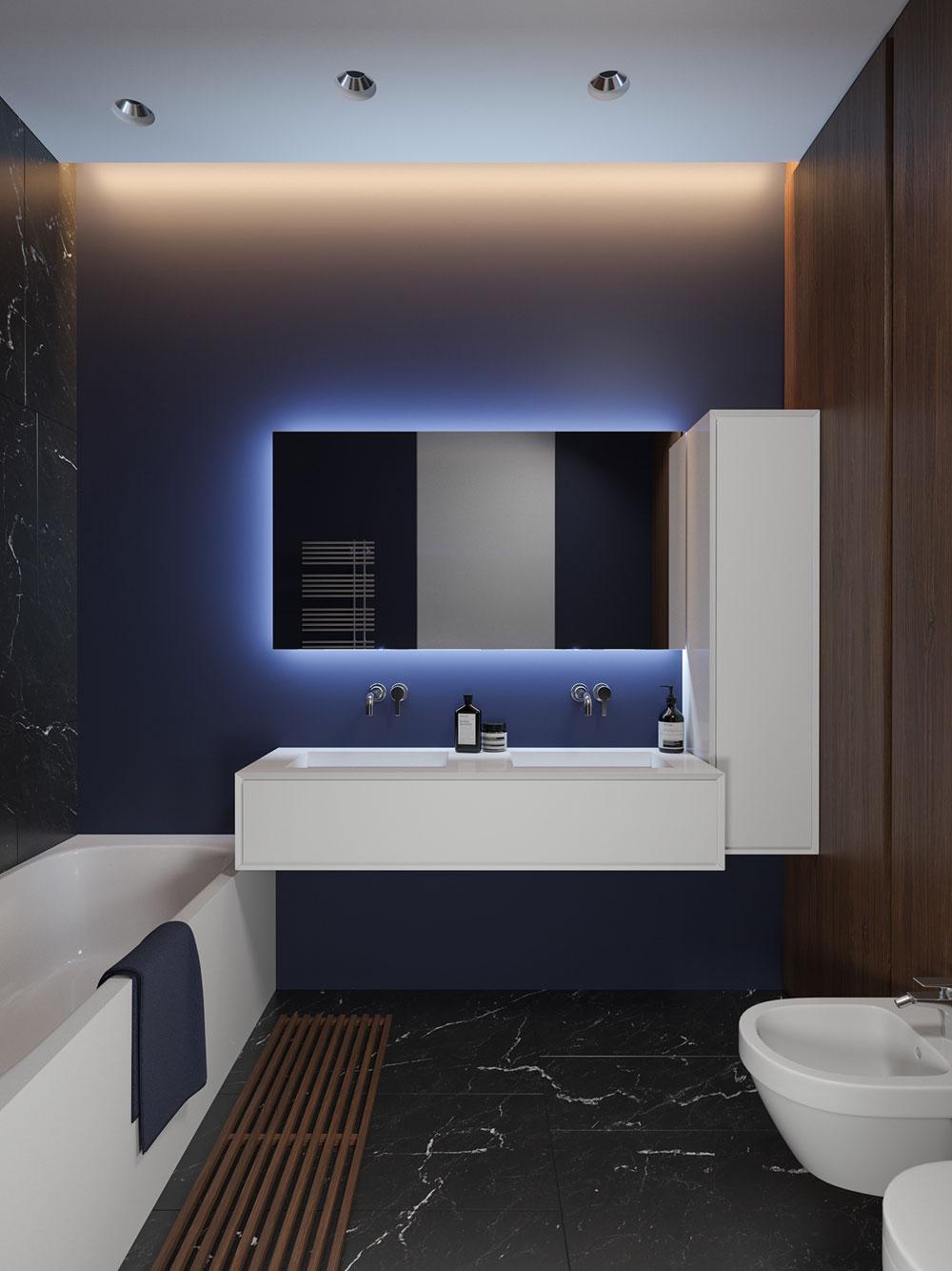 thiết kế nội thất chung cư cao cấp ảnh 9