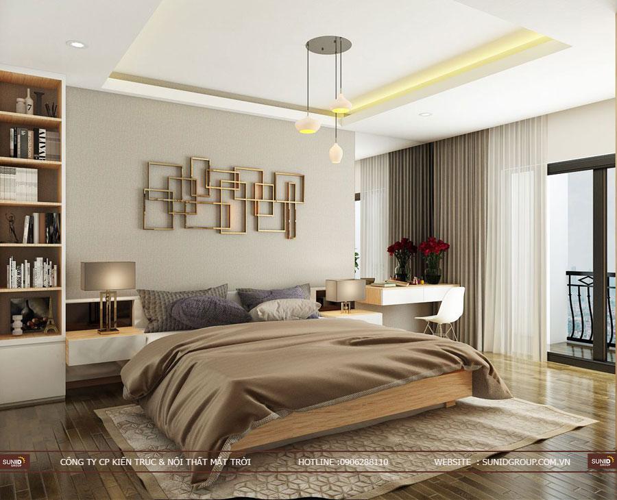 thiết kế nội thất chung cư T&T riveview 440 vĩnh hưng ảnh 16
