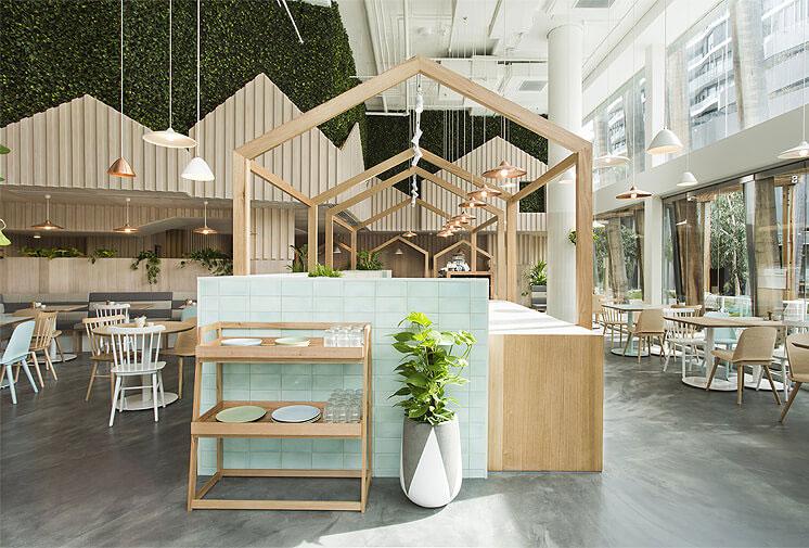 thiết kế quán trà sữa nhỏ đẹp lung linh ảnh 21