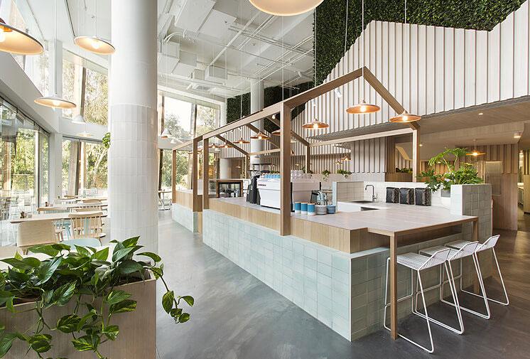 thiết kế quán trà sữa nhỏ đẹp lung linh ảnh 22
