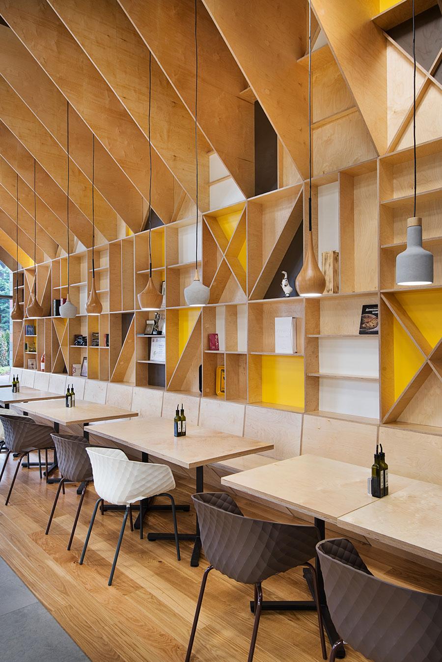 thiết kế quán trà sữa nhỏ đẹp lung linh ảnh 32