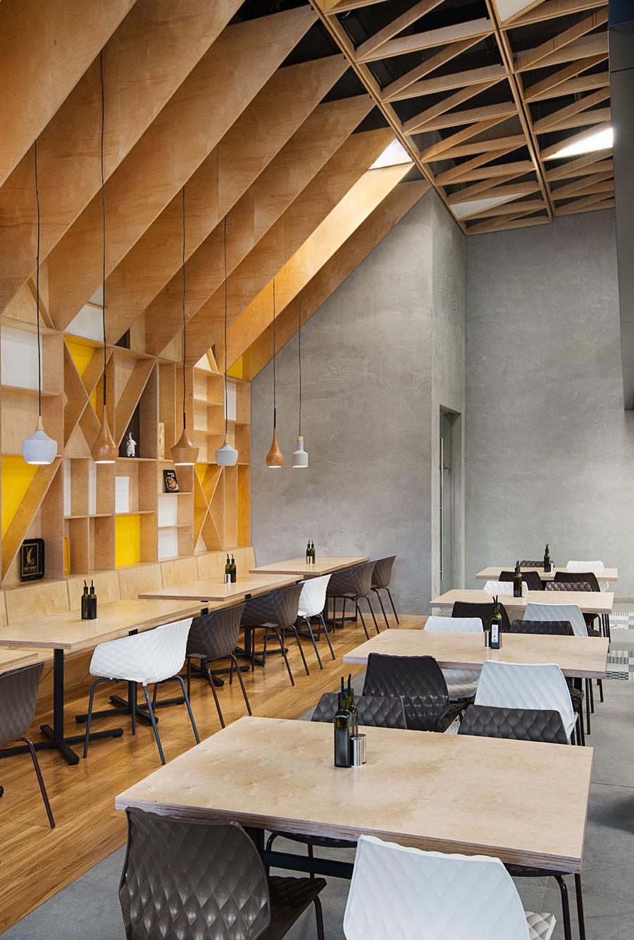 thiết kế quán trà sữa nhỏ đẹp lung linh ảnh 36