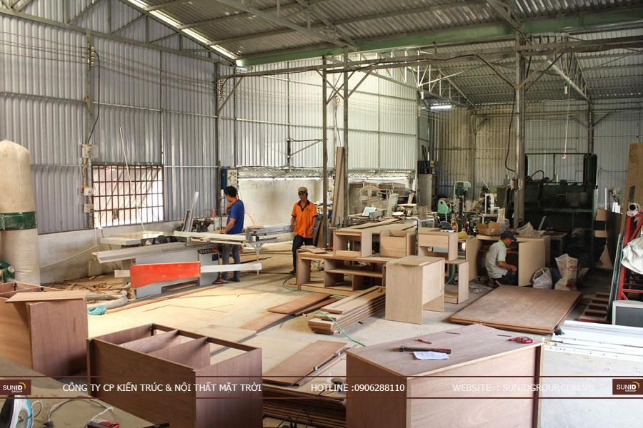 Xưởng sản xuất đồ gỗ nội thất theo yêu cầu top 1 Hà Nội