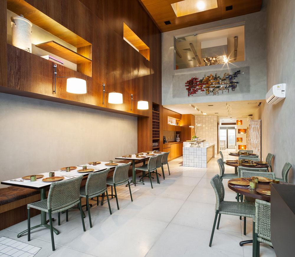 Ý tưởng chuyển đổi tầng 1 của nhà ở thành quán thức ăn nhanh
