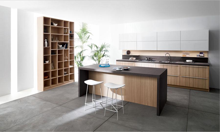 diện tích phòng bếp bao nhiêu
