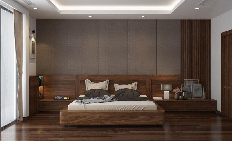 mẫu giường ngủ hiện đại 2018 ảnh 10