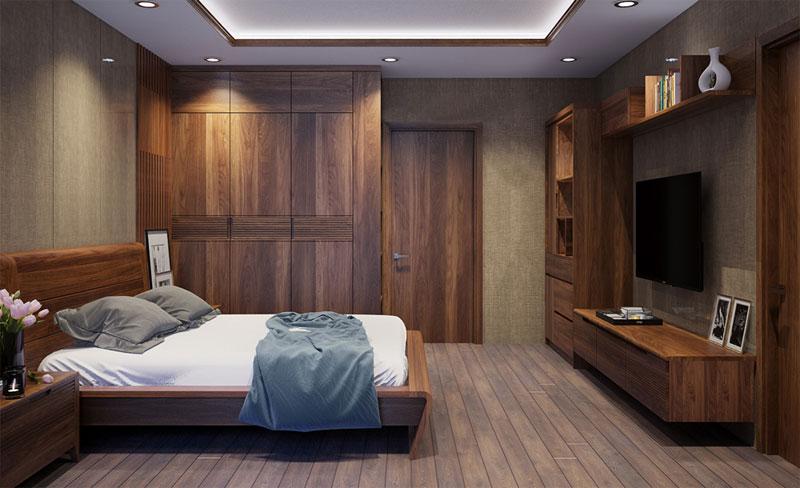 mẫu giường ngủ hiện đại 2018 ảnh 11