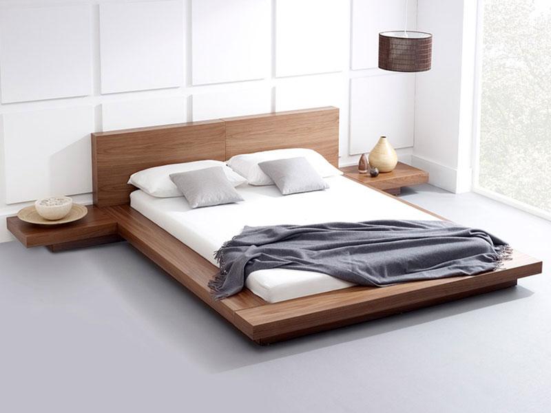mẫu giường ngủ hiện đại 2018 ảnh 12