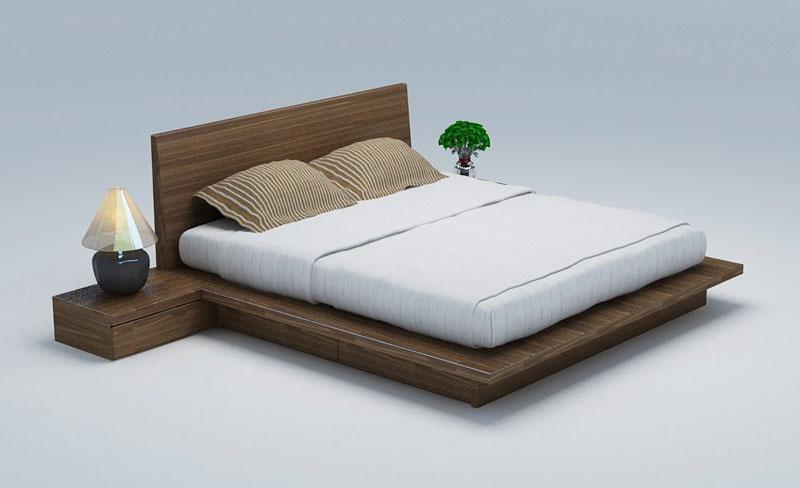 mẫu giường ngủ hiện đại 2018 ảnh 20