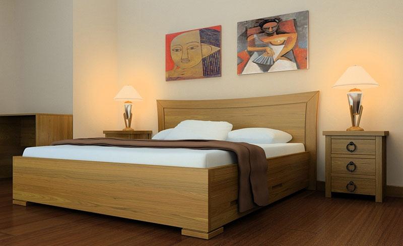 mẫu giường ngủ hiện đại 2018 ảnh 21