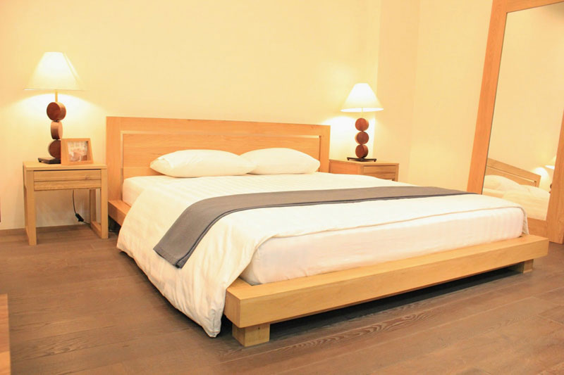 mẫu giường ngủ hiện đại 2018 ảnh 4