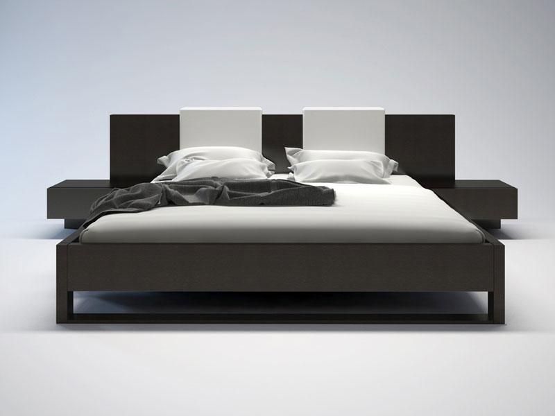 mẫu giường ngủ hiện đại 2018 ảnh 8