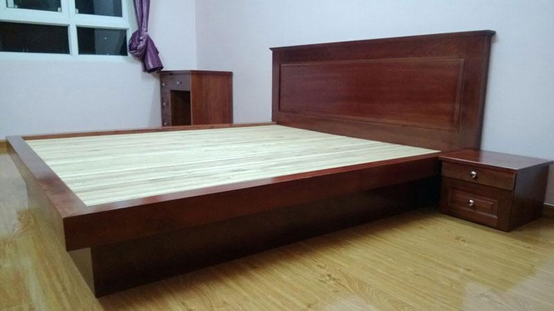 mẫu giường ngủ hiện đại 2018 ảnh 9