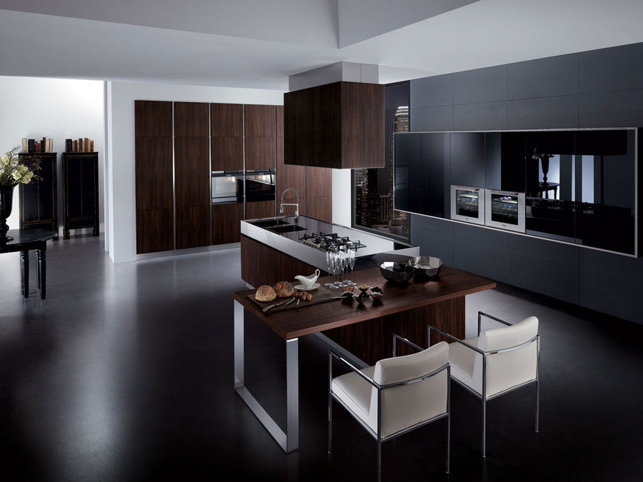 phòng bếp rộng bao nhiêu là vừa