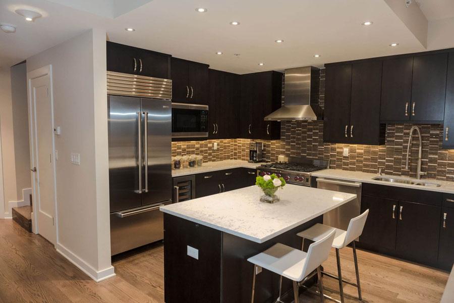 phòng bếp rộng bao nhiêu m2