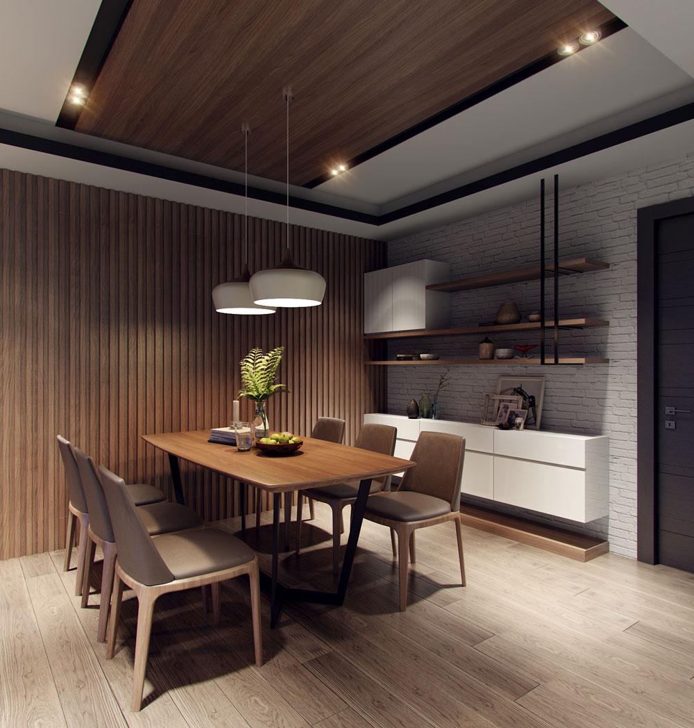 thiết kế nội thất chung cư 58m2 ảnh 4