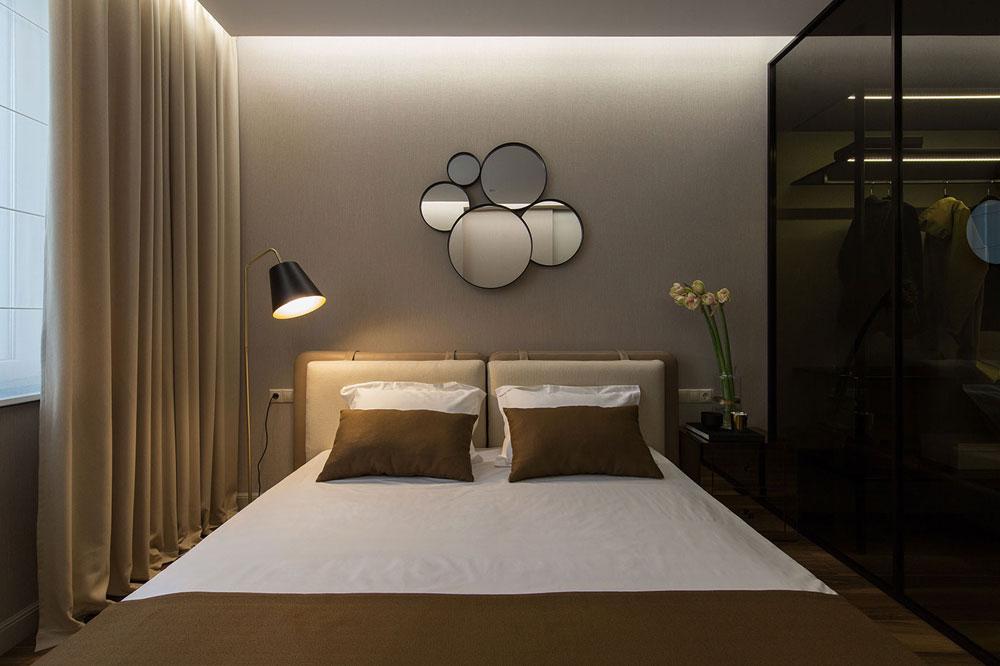 thiết kế nội thất chung cư 70 mét vuông hiện đại