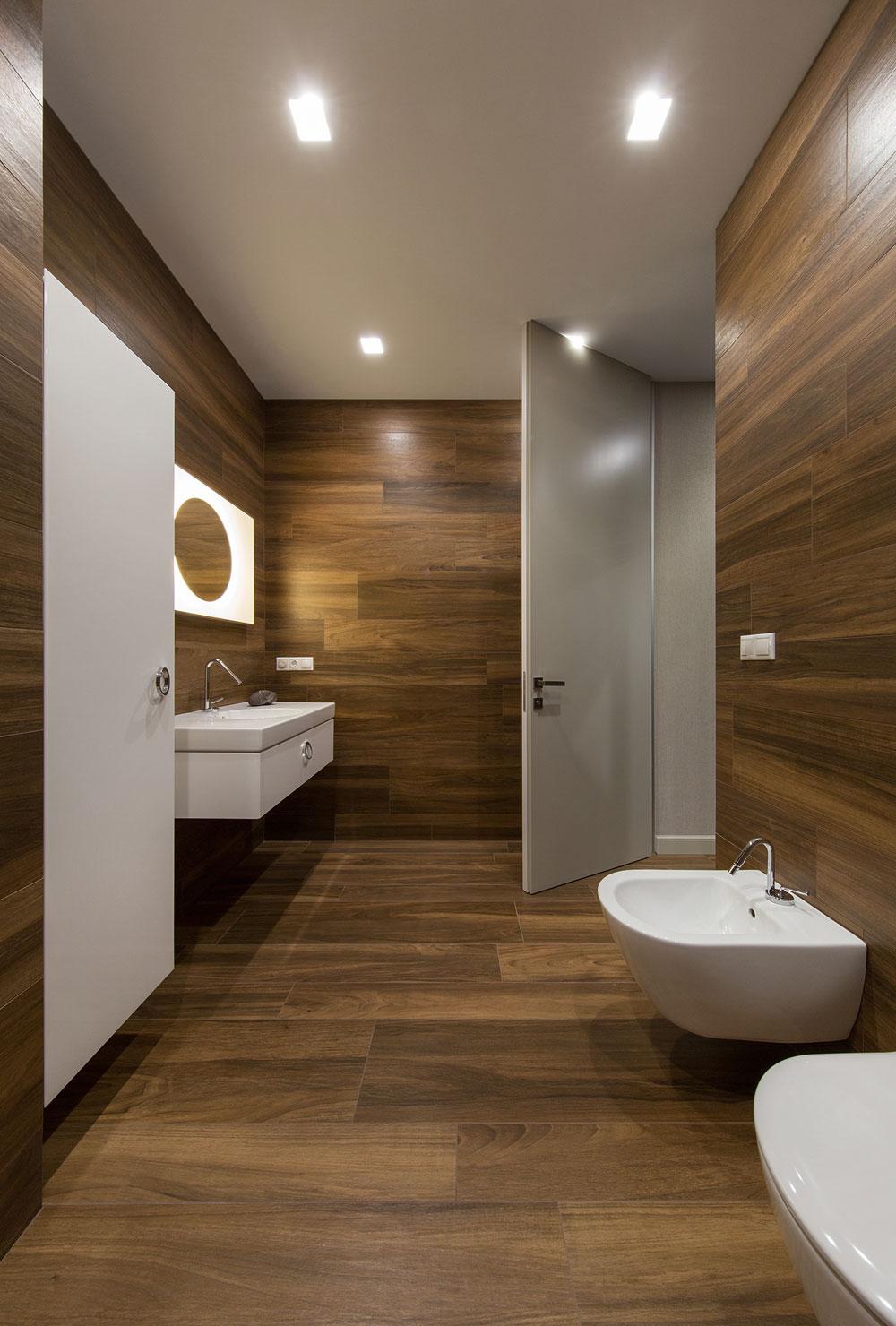 thiết kế nội thất chung cư 70 mét vuông hiện đại ảnh 5