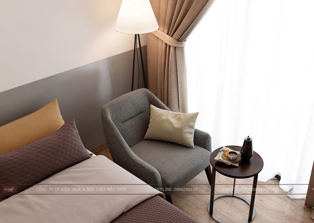 thiết kế nội thất chung cư 70m2 đẹp tại hà nội 12