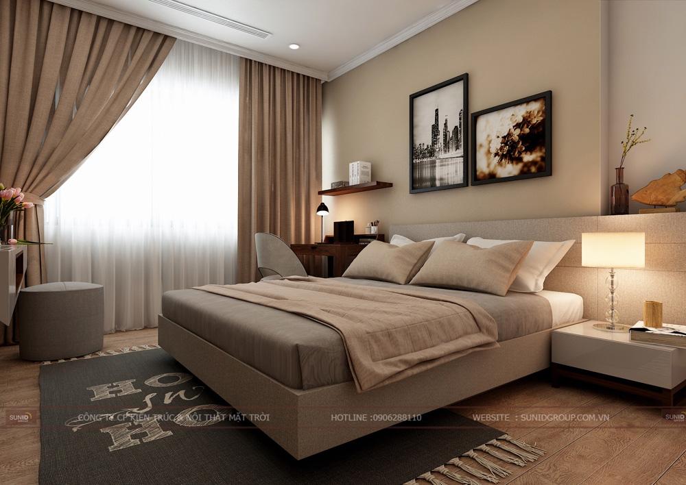 thiết kế nội thất chung cư 70m2 đẹp tại hà nội 17