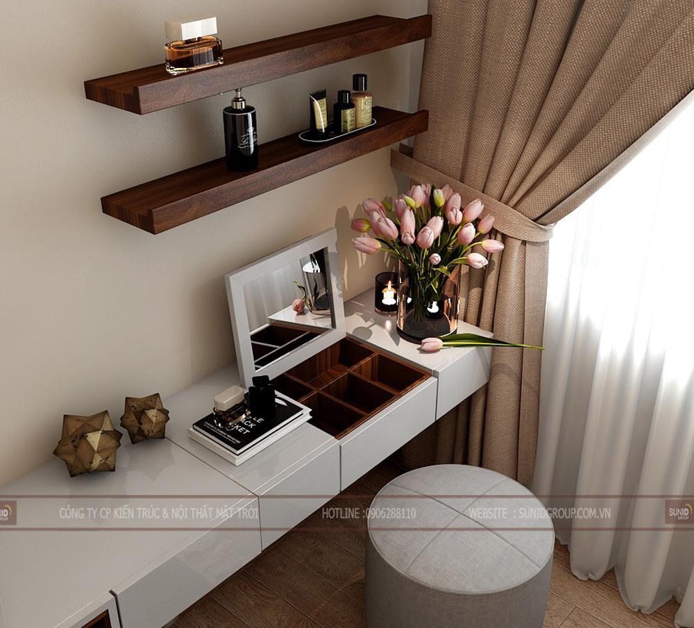 thiết kế nội thất chung cư 70m2 đẹp tại hà nội 20