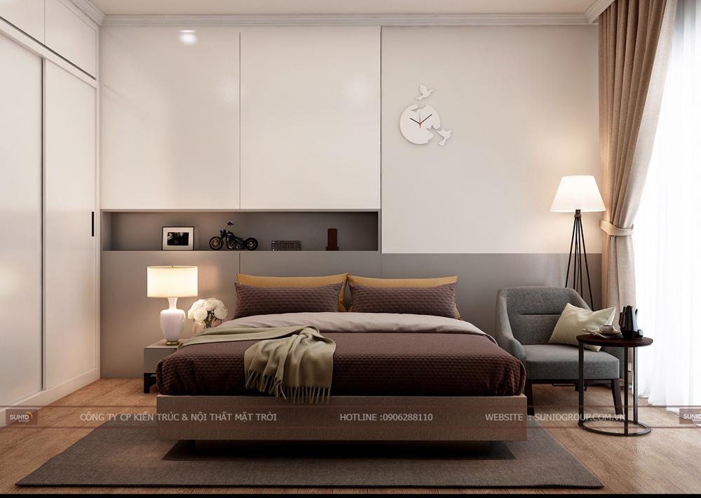 thiết kế nội thất chung cư 70m2 đẹp tại hà nội 8